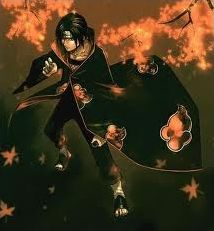 Naruto, le clan Uchiwa