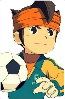 Qui est le personnage principal de  Inazuma Eleven  ?