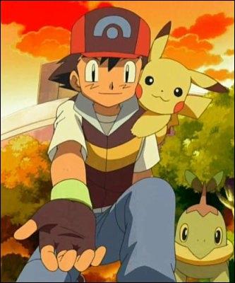 Qui est le personnage principal de  Pokémon  ?