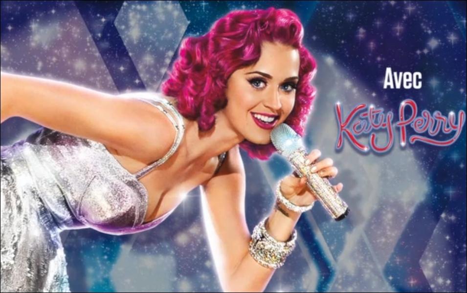 Quel est le titre des Sims 3 avec la chanteuse Katy Perry ?