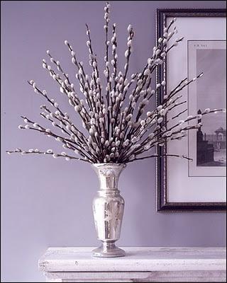 La simplicité d'un bouquet de printemps, dans un vase somptueux, provient des fleurs qui sont ?