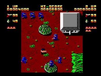 Jeu mythique de l'Amstrad CPC.
