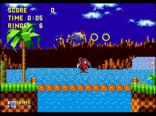 Figure de proue du Sega de la grande époque.