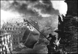 Quelle armée s'apprêtait à prendre la ville de Berlin ?