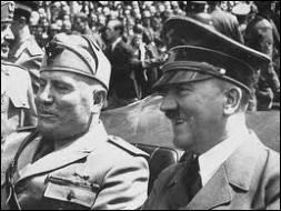 Le jour de son mariage, Hitler apprend la mort d'un fidèle allié dont il a été un fervent admirateur. De qui s'agit-il ?
