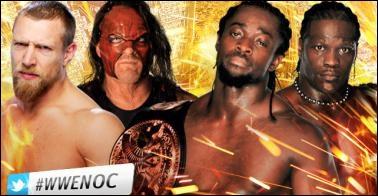 Kofi Kingston & R-Truth vs Daniel Bryan & Kane : qui sont les vainqueurs pour les championnats par équipe ?