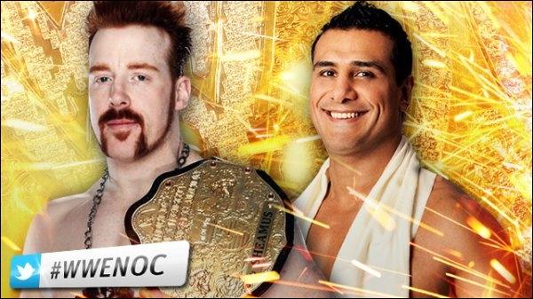 Sheamus vs Alberto Del Rio : qui est le vainqueur pour le championnat du monde poids lourds ?