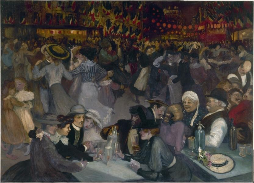 Bal du 14 juillet, 1889