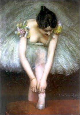 Avant le ballet, 1896