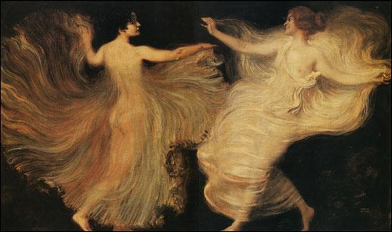 Dancers, 1896