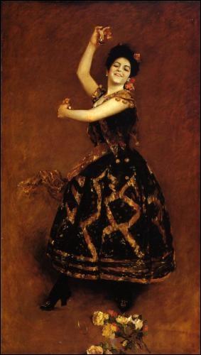 Carmencita, 1888