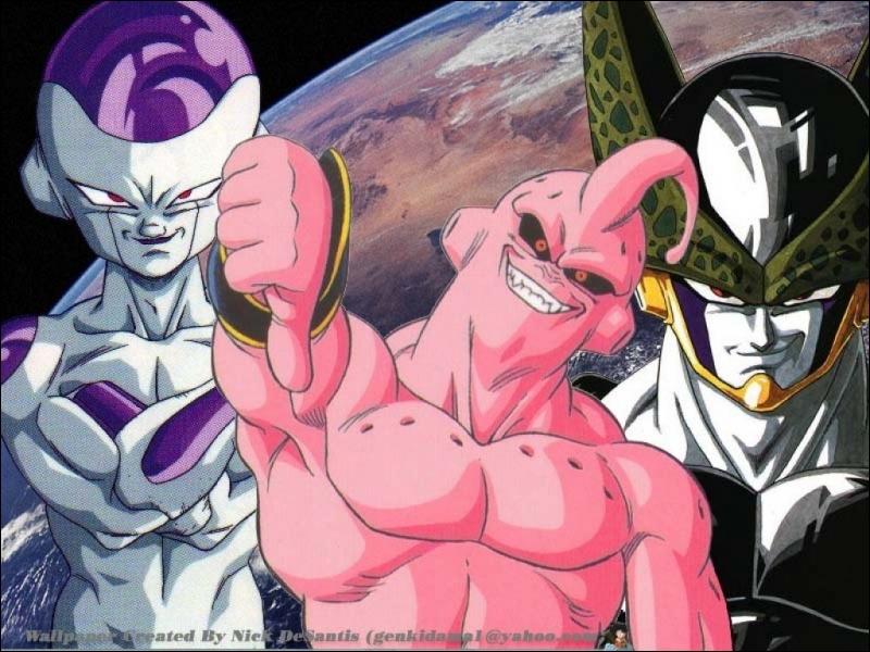 A quel manga ces personnages appartiennent-ils ?