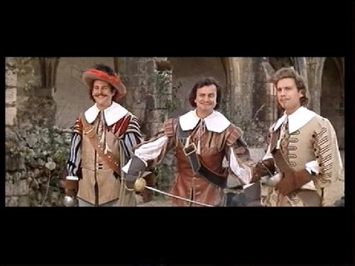 Quel écrivain français a écrit  Les Trois Mousquetaires  ?