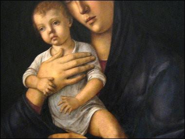 Qui est ce peintre vénitien (1430-1516) auteur du tableau ?