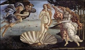 Comment s'intitule ce tableau peint par Boticelli ?