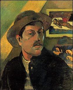 Ce tableau représente l'autoportrait de ?
