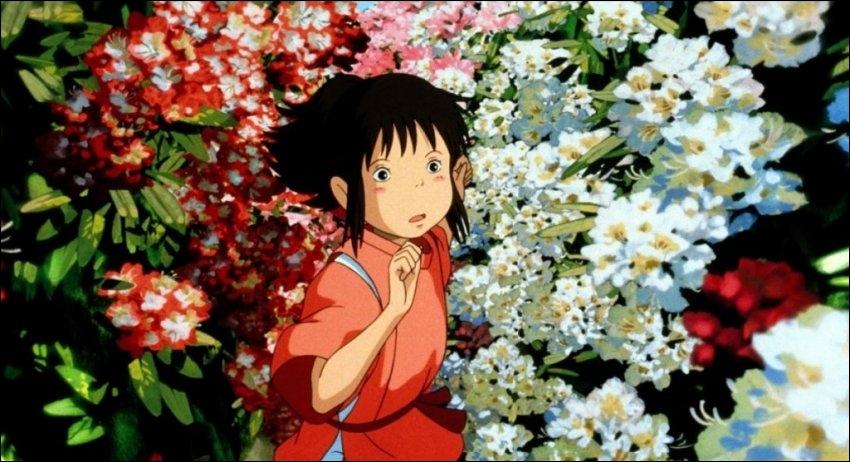 Retournons au cinéma, comment se nomme la petite sorcière du film d'animation japonais de Hayao Miyazaki ?