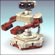 Comment s'appelle ce robot qui apparaît dans Mario Kart DS et SSBB (Super Smash bros Brawl) ?
