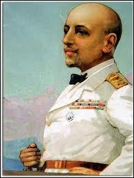 Écrivain italien, représentant majeur du style décadentisme il fut aussi partisan de Mussolini pour un moment et farouche antinazi ayant en horreur Hitler. Être étrange et exceptionnel. C'est ?