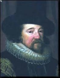 Une thèse fascinante fait de lui et de Shakespeare un seul personnage. C'est officiellement un homme d'état et un politicien anglais instigateur de la pensée scientifique moderne. C'est :