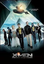 En quelle année le film  X-Men : Le commencement   est-il sorti ?