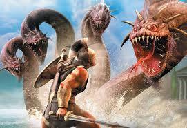 Les exploits des héros mythologiques