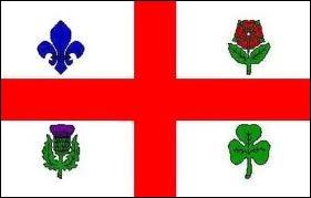 Les gens de cette ville sont nos cousins, nos fils Ils sont loin de la France, l'aiment sans artifice Et leur drapeau encore porte la fleur de lys Dans le pays des sacres : ''Tabarnak et câliss''