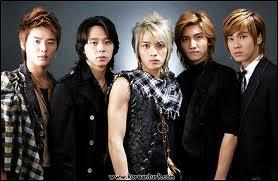 Quel est ce groupe ?