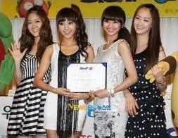 Les groupes coréens
