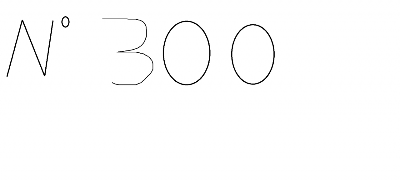 Comment s'appelle la BD vedette du n° 300 ?