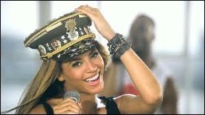 Quelle chanson chante Beyoncé au cours de ce lip ?