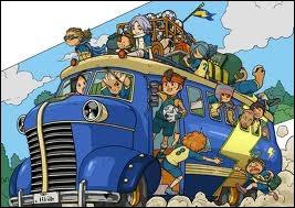 Que fait Jack sur la caravane ?