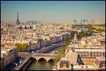 Quelles sont les deux couleurs de Paris ?