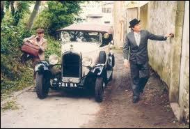 Les exploits d'une brigade de police ayant la particularité d'être l'une des premières à être motorisée.
