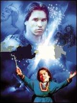 Périple d'un jeune petit héros courageux dans des contrées magiques ...