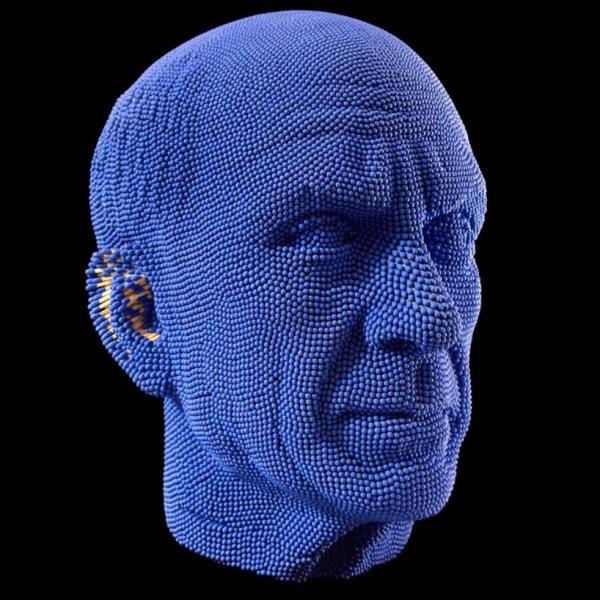 Craquez une allumette et trouvez son nom, grâce à cette image, représentative d'une période bleue !