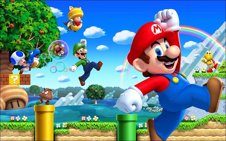 Dans quel jeu vidéo, ce plombier moustachu a-t-il d'abord fait son apparition ?