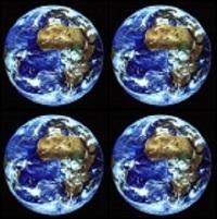 En restant à la surface de la Terre, combien fait-on de kilomètres entre les deux Pôles ?