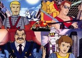 TV années 80 - séries et animés - 7bis