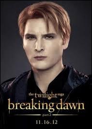 Trouvez les bonnes réponses concernant Carlisle Cullen.