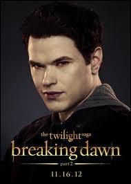 Trouvez les bonnes affirmations concernant Emmett Cullen.