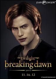 Trouvez les bonnes réponses concernant Jasper Hale Cullen.