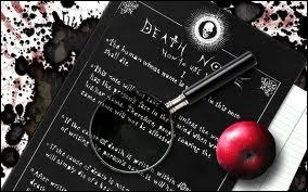 """Le """"Death Note"""" ne réalise pas tout ce qu'on écrit."""