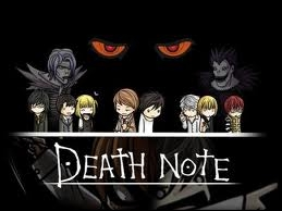 Le seul moyen de connaître le prénom d'une personne est de posséder les yeux des dieux de la mort.