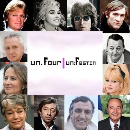 Emission décryptant la vie d'une personnalité du monde politique, du spectacle, etc ... . présentée par Laurent Delahousse ... .