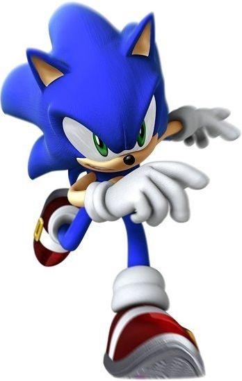 Les personnages de Sonic