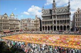 Belgique - Sites et monuments