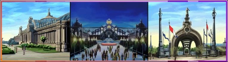 Ces images sont utilisées dans  Loulou de Montmartre  pour représenter un évènement grandiose. Lequel ? (CLIQUEZ SUR L'IMAGE POUR L'AGRANDIR. )