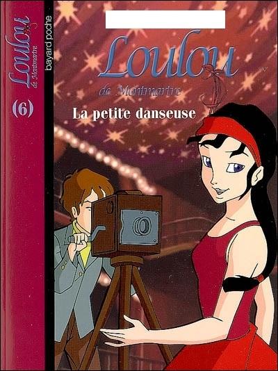Quel pseudonyme Loulou prend-t-elle dans le cadre d'un numéro au cabaret des horreurs ?