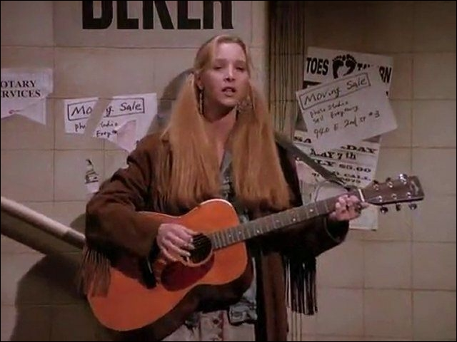 Quelle chanson Phoebe chante-t-elle souvent ?